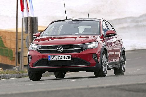 Volkswagen Taigo, torna a farsi vedere la nuova crossover coupé