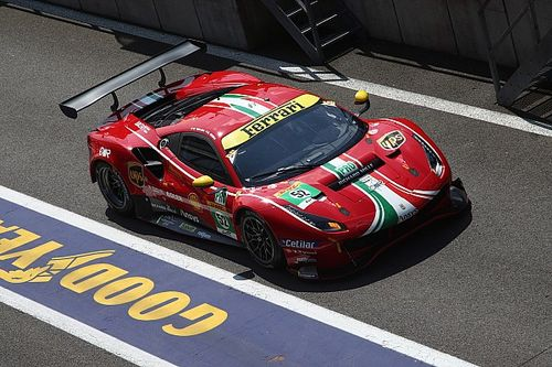 Ferrari to continue AF Corse alliance for LMH programme