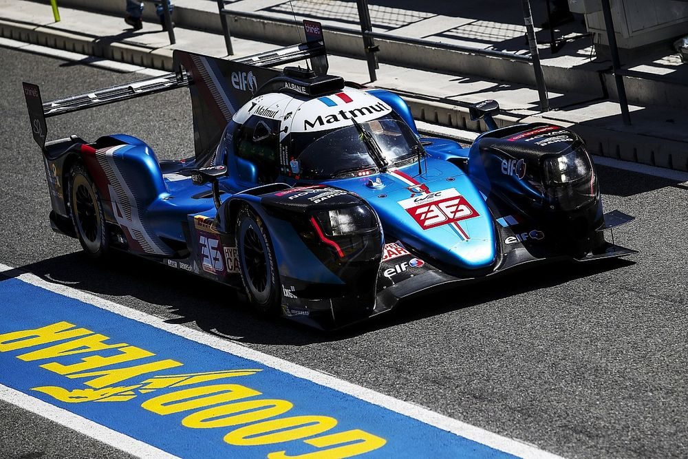 Alpine expects fuel mileage disadvantage for full WEC season