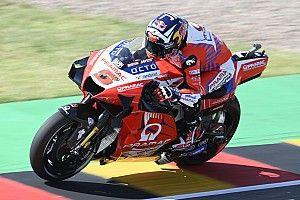 MotoGPドイツ予選:ヨハン・ザルコ、初優勝の期待膨らむPP。アプリリア、復帰後初フロントロウ