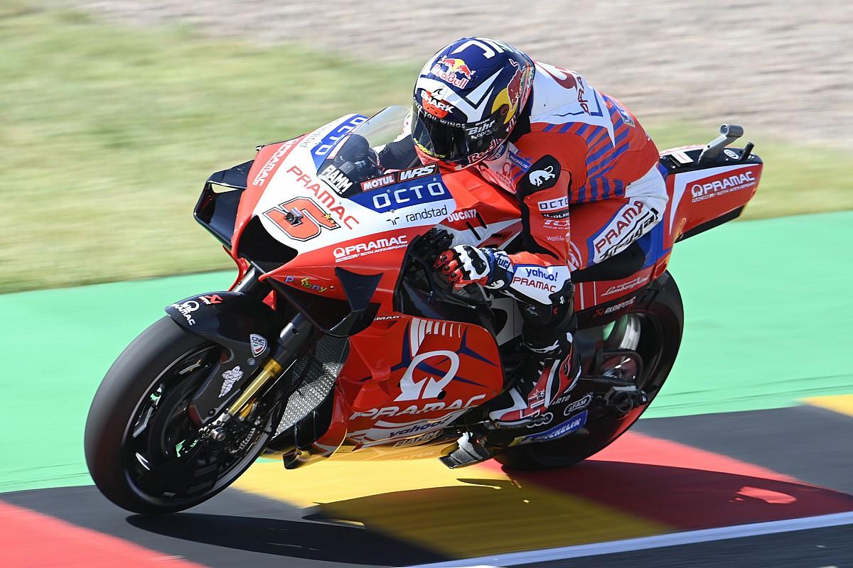 "MOTO GRAND PRIX D""ALLEMAGNE Johann-zarco-pramac-racing-1"