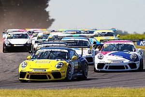 First blood to Cammish in Porsche battle as Mondello holds opening 2021 meeting