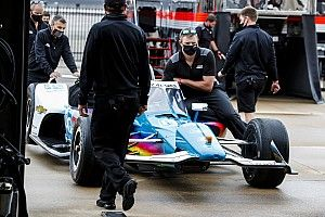 Jelang Race 2, McLaughlin Perlu Ubah Gaya Mengemudi