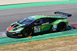 GT Italiano Endurance, Mugello: trionfa la Lamborghini-Imperiale