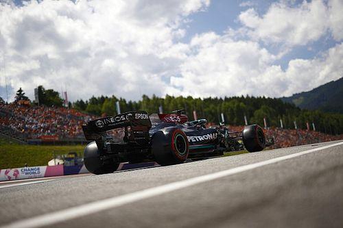 Komparasi Kualifikasi F1 GP Austria, Performa Mercedes Paling Menurun
