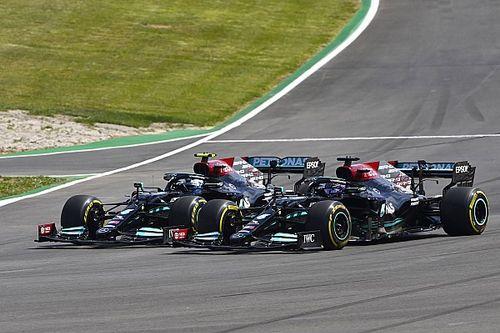 """Wolff na """"onberispelijke race"""" Hamilton: """"Dit is zijn standaard"""""""