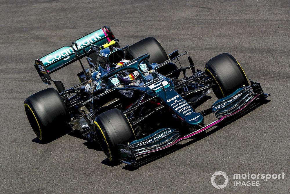 Vettel: 'Wasted opportunity' if Aston Martin writes off 2021 F1 season