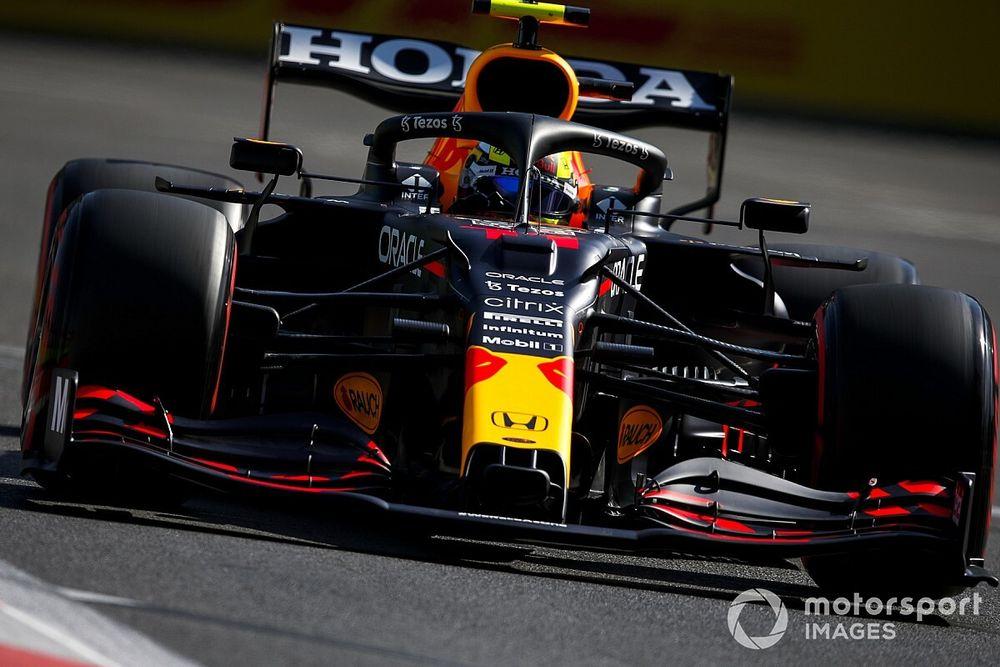Hasil FP2 F1 GP Azerbaijan: Red Bull Dominan, Mercedes Dirundung Masalah
