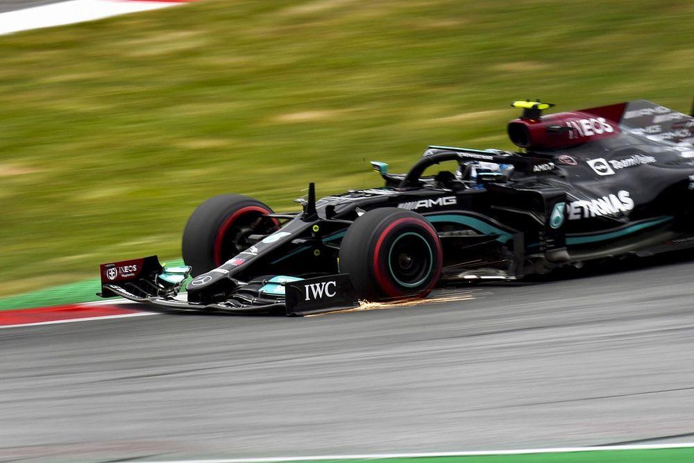 Mercedes получит право на дополнительные тесты в 2021 году