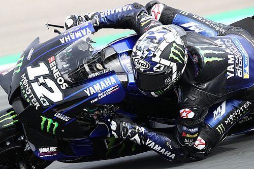 MotoGP: Viñales bate Quartararo e faz a pole para o GP da Holanda; Márquez cai novamente e sai em 20º