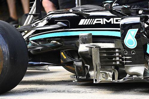 Mercedes sí tendrá una última actualización de su coche