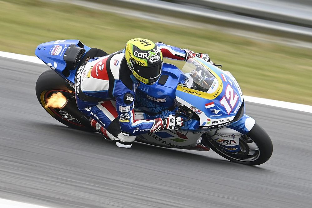 Thomas Luthi si ritira: farà il direttore sportivo in Moto3