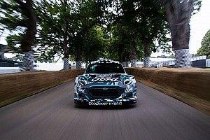 M-Sport Ford zaprezentował Pumę Rally1