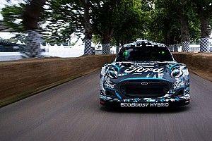 WRC: come e perché M-Sport ha scelto la Puma come Rally1