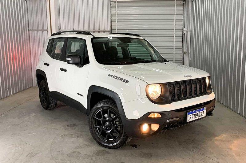 Jeep Renegade dispara na liderança nas vendas de SUVs compactos