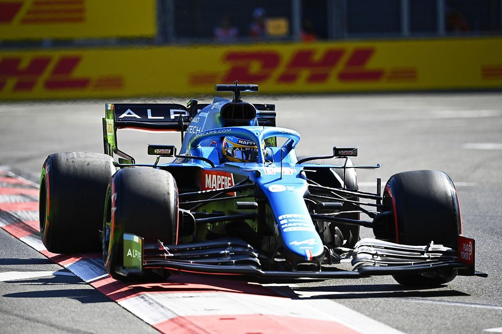 Alonso Minta Alpine Selesaikan Masalah Kecepatan