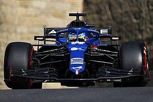 """Alonso: """"Salí a por todas y si acababa en el muro, mala suerte"""""""