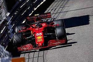 Sainz pide cautela ante el fuerte resultado del jueves de Ferrari
