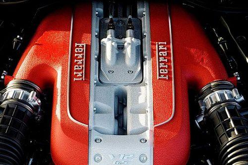 Ferrari confirma un motor V12 por encima de los 830 CV
