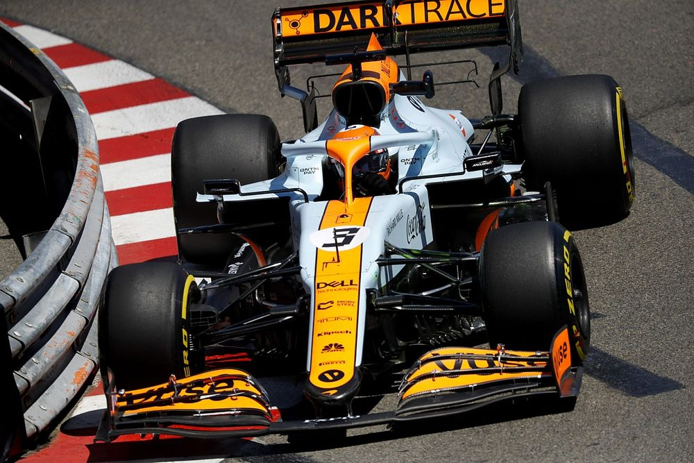 Why McLaren's special Monaco livery is such a hit