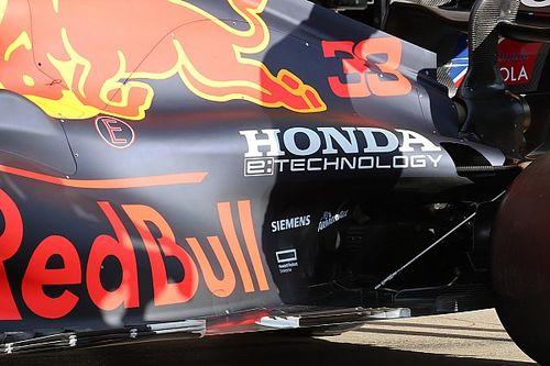 Red Bull, Silverstone'a yeni bir taban getirdi