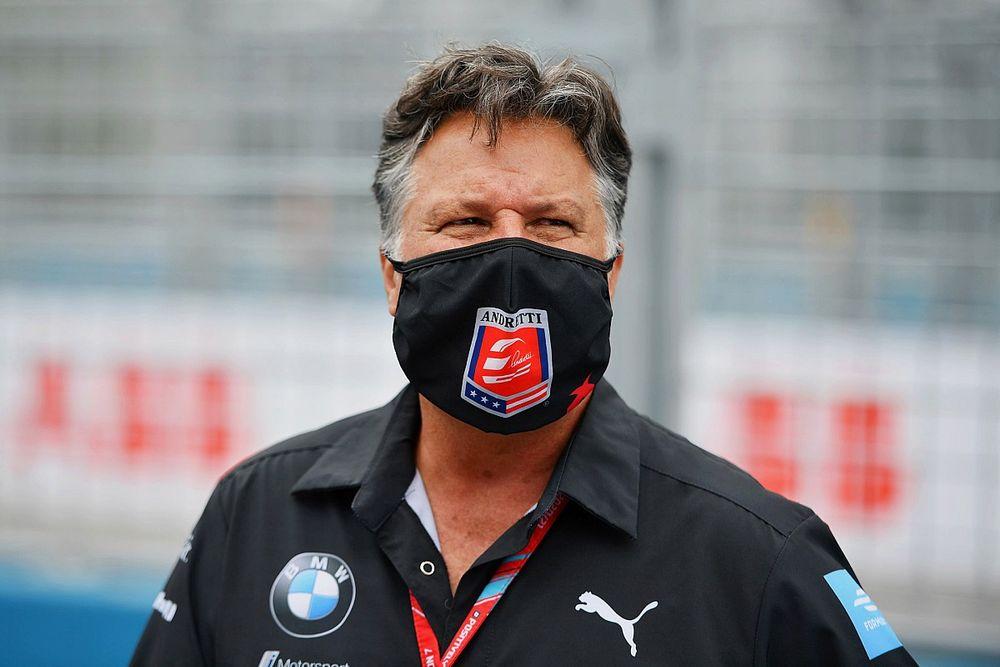 Andretti reconoce interés en tener un equipo de F1