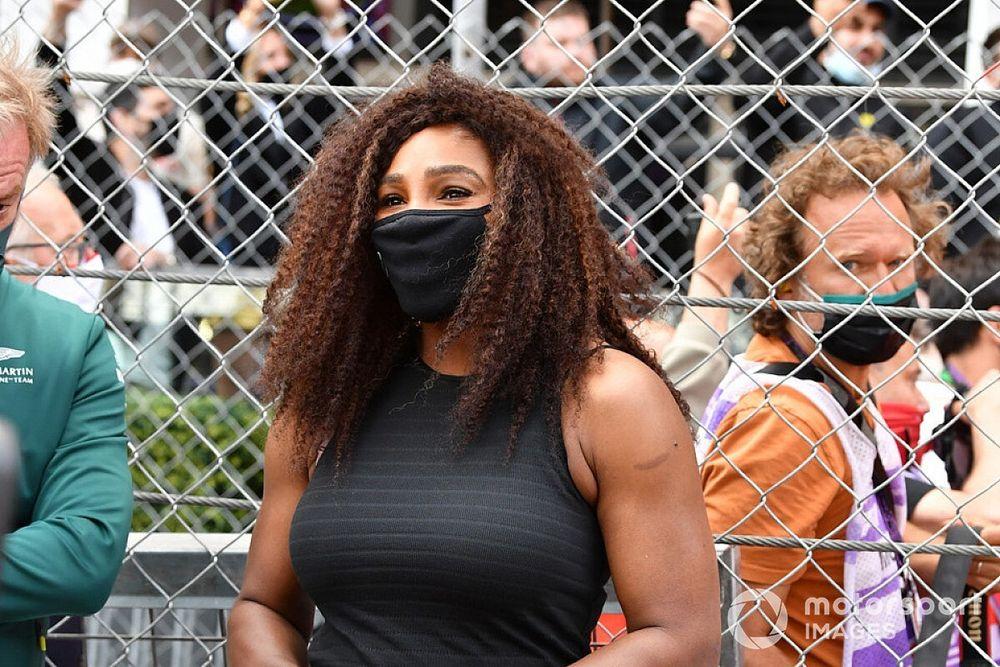 Kirúgták a belga F1-es kommentátort a Serena Williamsre tett megjegyzései miatt