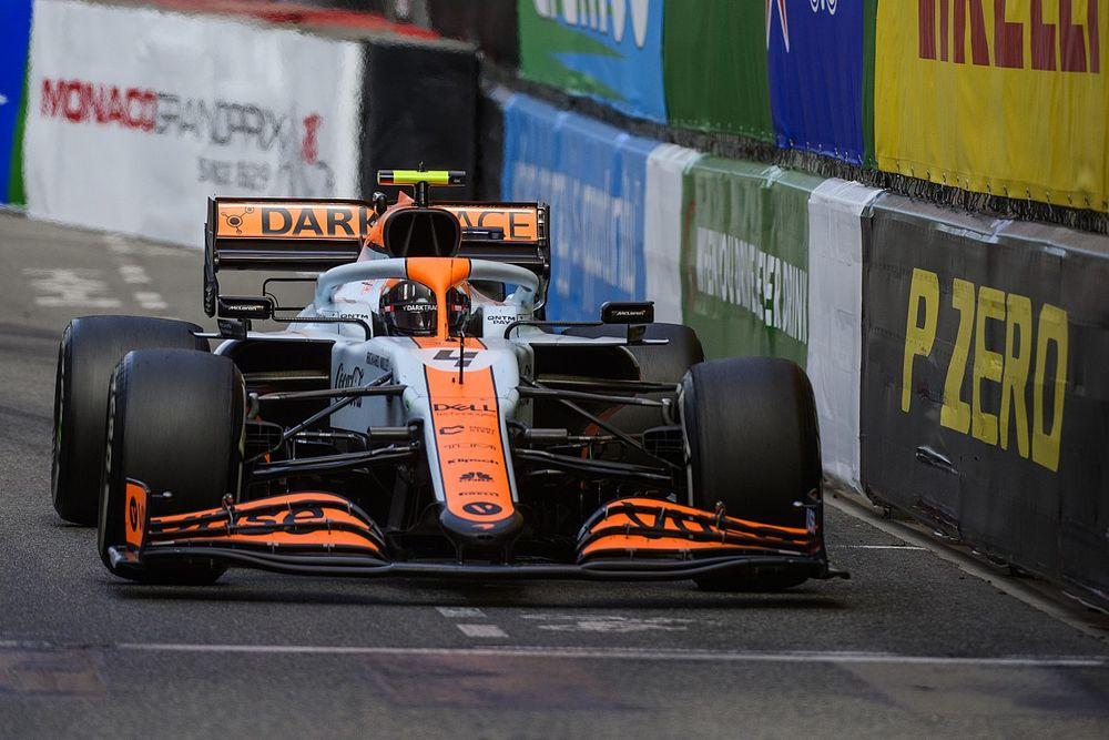 """F1 - Norris revela que não consegue pilotar McLaren como gostaria: """"Tive que me adaptar a muitas coisas"""""""