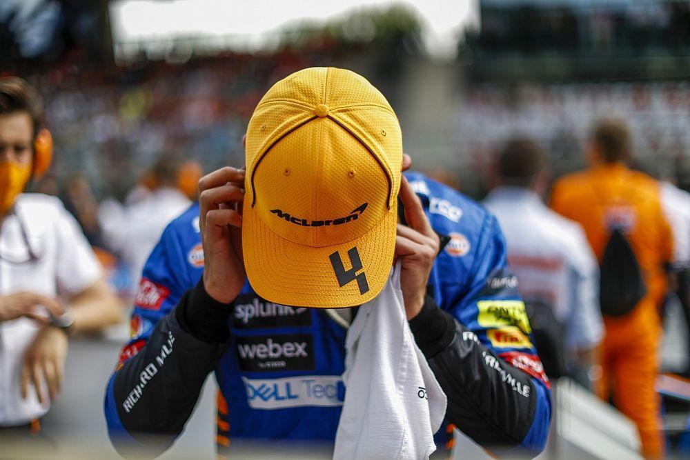 """Clarkson: """"Hamilton, Norris'i gelecekte Mercedes'te görmek istiyor olabilir"""""""