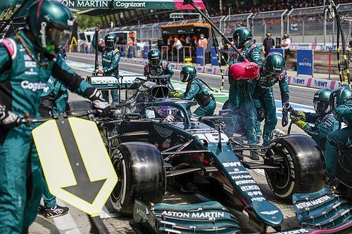 Hulkenberg Ragu Aston Martin Lebih Kompetitif di Sisa Musim Ini
