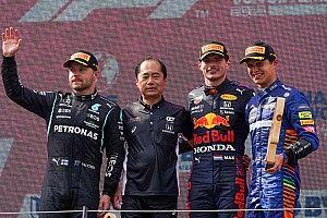 F1: Confira a classificação final do GP da Áustria, com vitória de Verstappen