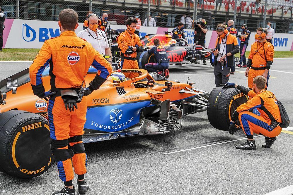 На этой неделе Гран При пройдет по новой схеме. Вот детали