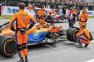 """McLaren boos over strafpunten Norris: """"Systeem klopt niet"""""""