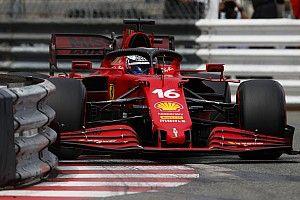 フェラーリ、ルクレール車のギヤボックス交換可否は決勝日朝に判断も「少しでも懸念があれば交換する」
