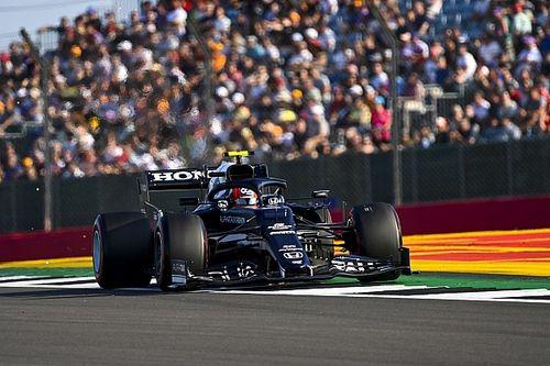 """ピエール・ガスリー、イギリスGPの予選は""""期待外れ""""の厳しい結果に「FP1からバランスに苦労した」"""