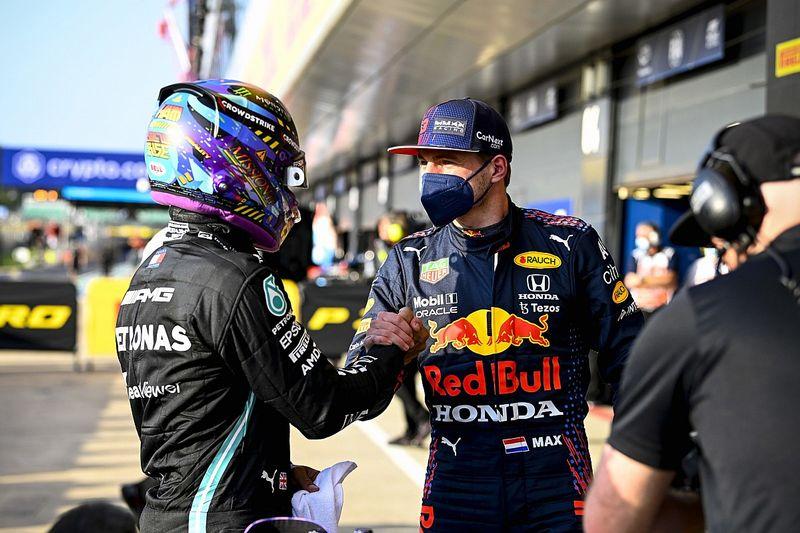 F1: Webber pede confronto sem moderação entre Hamilton e Verstappen