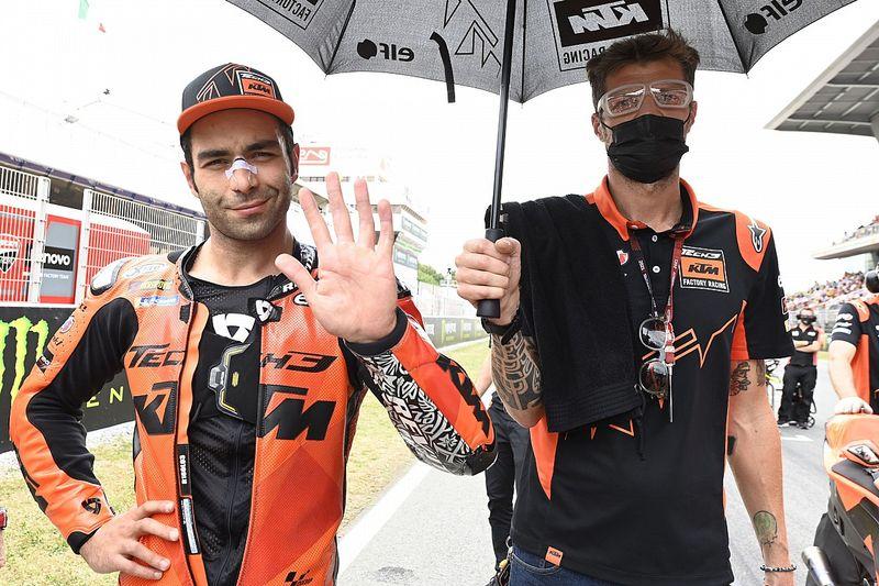 Jika Tak Diperpanjang KTM, Petrucci Pindah ke Reli Dakar