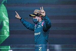 El inesperado podio de Vettel le otorga el 'Piloto del día' en Bakú