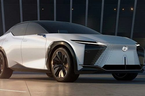 2022-ben jön a Lexus LF-Z konceptből készített villamosított modell