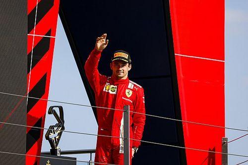 """Leclerc: """"Her yarışta bu performansı sergilememizi beklemeyin"""""""