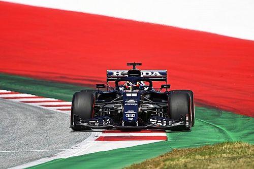 "AlphaTauri progress due to ""less lazy"" F1 car"