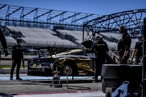 JP Motorsport na czele FP2