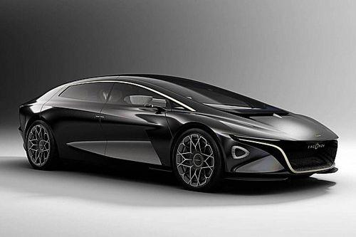 Aston Martin n'abandonne pas Lagonda