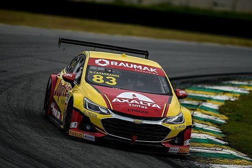Stock Car: Casagrande converte pole em vitória em Interlagos