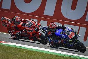 """Bagnaia : """"Quartararo et la Yamaha ont une longueur d'avance"""""""