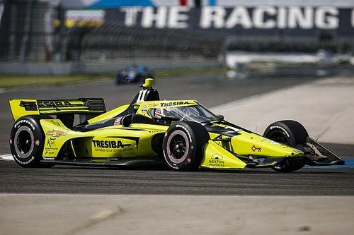 Kimball maakt IndyCar-comeback in Long Beach