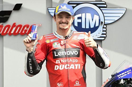 Hivatalos: Miller 2022-ben is a Ducati gyári pilótája lesz
