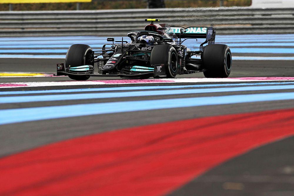 """Mercedes'in, önce Bottas'ı pite çağırmaktan """"başka seçeneği yoktu"""""""