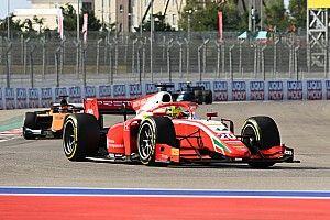 Шумахер укрепил лидерство в чемпионате Формулы 2, Шварцман остался без очков