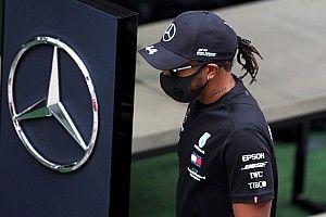 """Hamilton szerint """"ilyen rossz időmérőn nem szerepelt még"""", de holnapra sincsenek jó megérzései"""